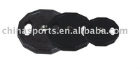 2013 new arrival twelve angle barbell weight plates