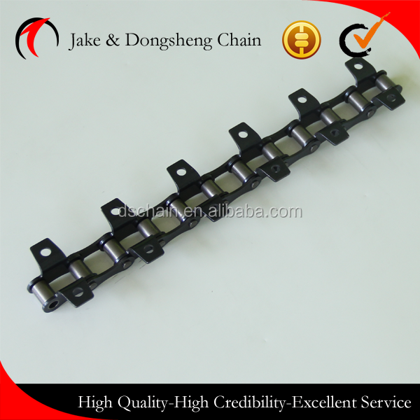 Agriculture Machine Equipment Agricultural roller chains with k2 attachments