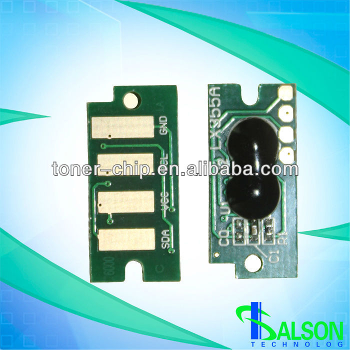 Compatible reset laser chip for Xerox 6015 toner cartridge chip
