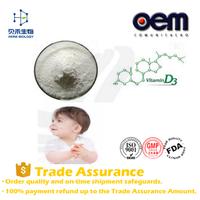 Raw material chemicals pharmaceutical wholesale chinaVitamin D3 Powder cholecalciferol vitamin d3