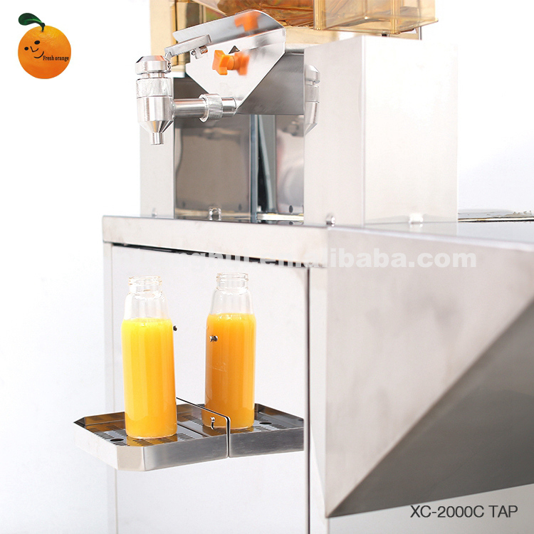 Quality-Assured Commercial Orange Juicer Machine