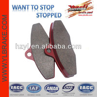 Go kart brake pad/racing go karts for sale