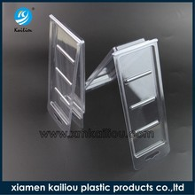 Over 19000+ inquires PVC Slide Blister Packaging with Hang Hole ,clamshell blister packaging