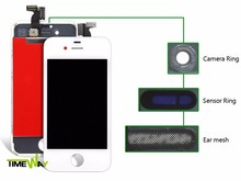 for iphone Lcd factory 100% original for iphone 4S lcd screen completed
