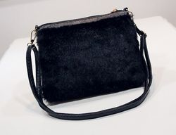 Fashion best selling ladies winter fur bags for shopping and promotiom,good quality fast delivery