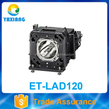 Original ET-LAD120 ET-LAD120C ET-LAD120WC PROJECTOR LAMP with Housing for PANASONIC PT-DZ870 PT-DW830 PT-DX100 PT-FDZ97C PT-