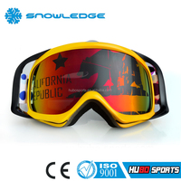 Hot sale outdoor windproof glasses goggles multicolor TPU frame motorcycle goggles goggles motocross HB-127