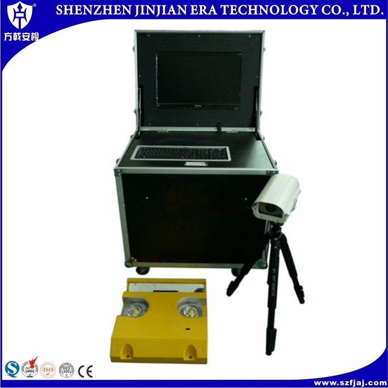 UVSS/UVIS Under Vehicle Surveillance System Mobile Car Inspection Machine for Check Port