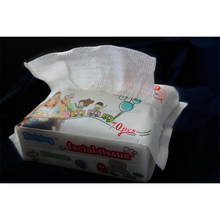 Promotional top quality comfortable baby soft no scented H455 facial tissue