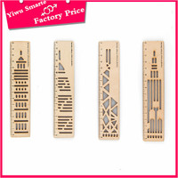 High quality stationery wholesale from china ,Factory price custom logo wooden ruler