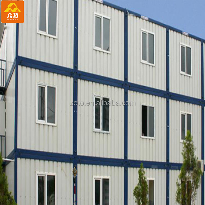 Southeast Asia Standard Prefabricated fully furnished container home made in china