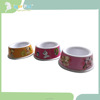New invention hot sales high quality crystal slow feed dog bowl
