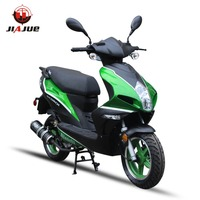 High quality air-cooled 2 wheel new gas scooter 125cc