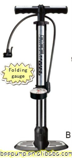Alloy Hand Pump With Digital Gauge