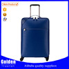 made in china baigou factory cheap carton characters luggage PU leather printing luggage with removable wheels