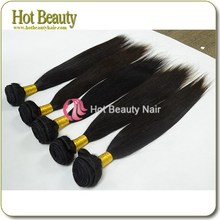 Guangzhou Hot Beauty Hair Silky Straight Weave Providers