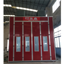 Used bus spray booth for sale with high quality and best price