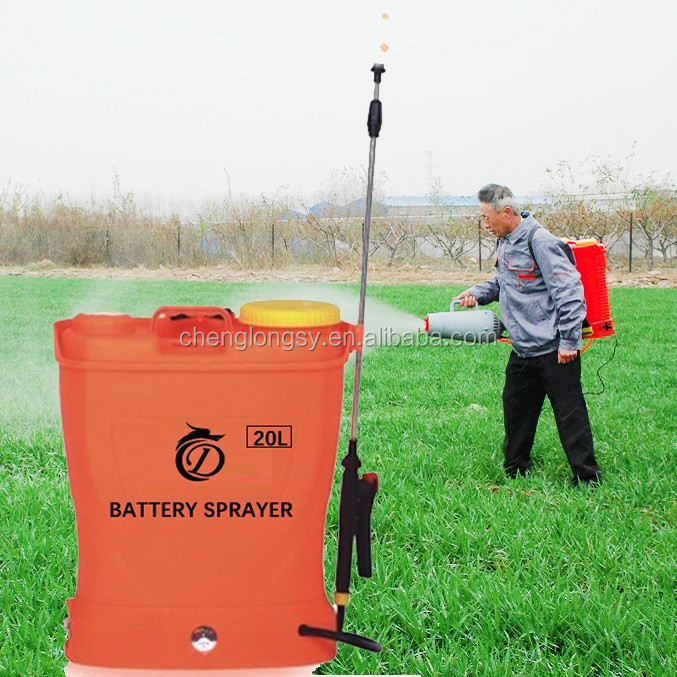 20L Electrostatic Adherence Battery Operated Sprayer