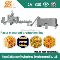 industrial small pasta noodle making machine
