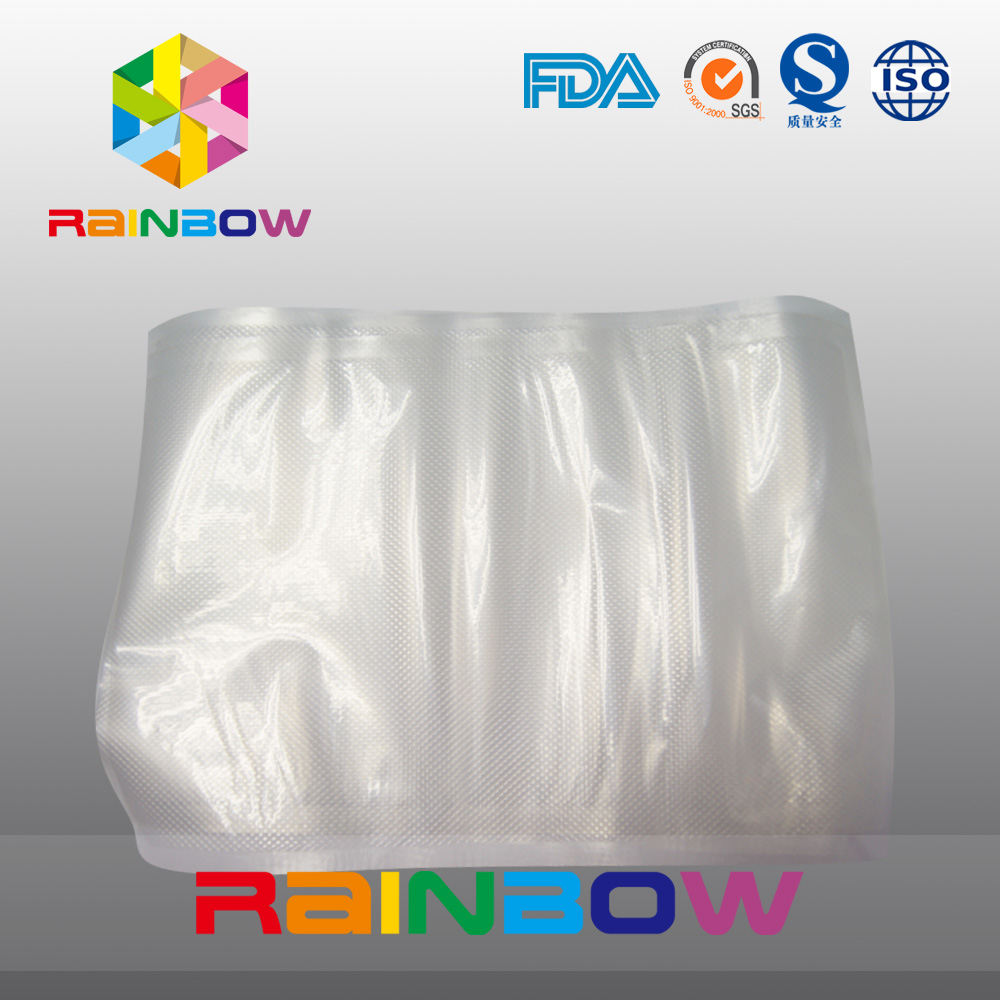 Sous vacuum bags / embossed vacuum packaging bags / textured vacuum channal Bag