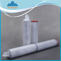 Activated carbon fiber ACF filter cartridge with excellent odor&chlorine remove function