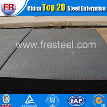 Hot rolled mild corrugated steel plate