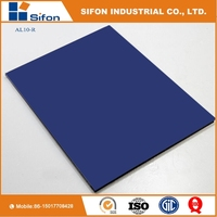 China Supplier 4Mm Pvdf Light Reflection Aluminum Composite Panel