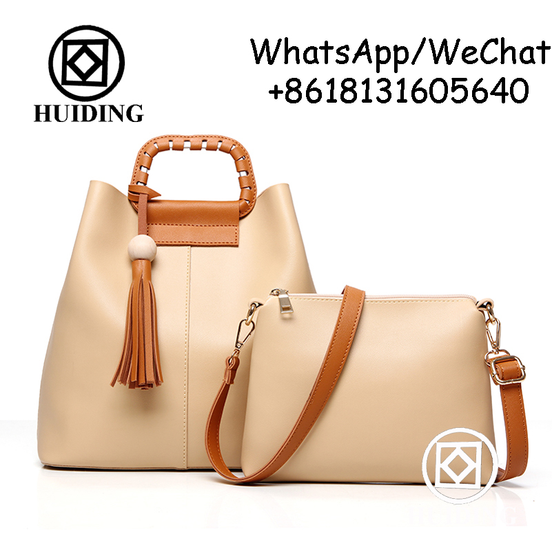 2016 Bags Handbag with Wallet Women's Bag Designer Bag Wholesale Handbag China Factory