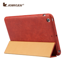 Jisoncase For IPad Mini 2 Case Smart Cover for Ipad Mini protective cases high quality