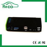 Car jump starter with air compressor,charger baby car jump starter/ power bank