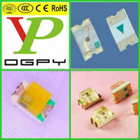 smd color self changing rgb led ( CE & RoHS )