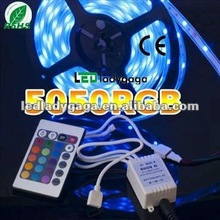 2012 Most bright 12v 5050 flashing led strip light controller