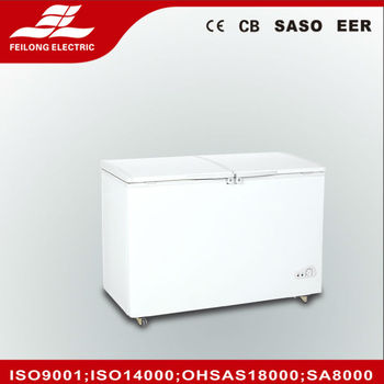 405L Double top door freezer BD-405Q
