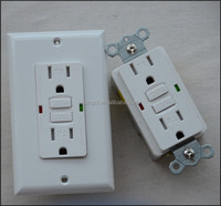 UL&CUL Approval American Electrical GFCI Tamper Resistant Receptacle