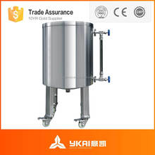 1 Ton Stainless Steel Tank with Favorable Price