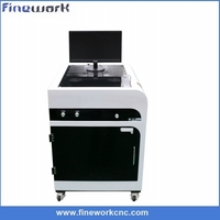 High precision glass photo crystal printing 3d laser subsurface engraving machine low factory price