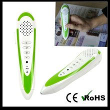 New generation synchronous phonetic language point read pen