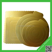 High quality paper cake boards ,cake drum ,paper tray for cake for batching