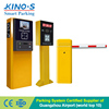 Automated smart rfid card ticket dispenser machine car parking management system