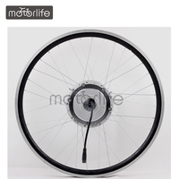 Motorlife 36v 350w/500w electric bicycle hub motor,electric bike wheel
