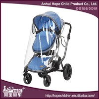 EN1888 High-landscape Baby Stroller with Rain Cover and Car Seat