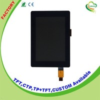 Yunlea factory 320x480 RGB+SPI interface 3.5 lcd touch screen module