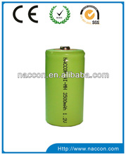 C 3500mAh Ni-MH rechargeable Battery