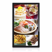 15.6'' Indoor Touch Screen Digital Signage Architecture RFID Ads Display LCD Android All In One PC with Wifi/3G