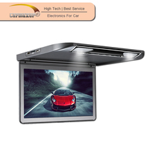 slim high screen1080p USB bus 11.6/13.3inch roof mount monitor