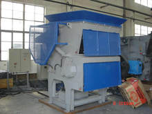 800 single shaft shredder machine/HDPE pipe shreddering machine/plastic shredder