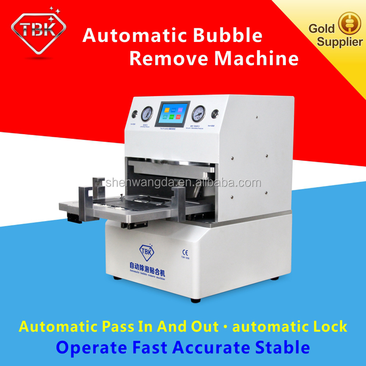 Best selling products automatic frame laminating machine with built-in vacuum pump for iPhone repair machines with best price