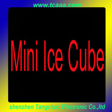 led ice cube for party/led ice cube lighting/led plastic ice cube