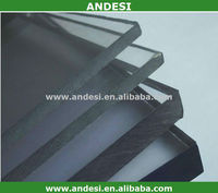 clear lexan polycarbonate panel for roofing