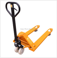 Economic Manual Hydraulic Hand Pallet Lift Jack / Pallet Truck